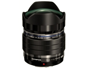 【受注販売】 M.ZUIKO DIGITAL ED 8mm F1.8 Fisheye PRO